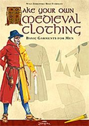Medieval clothing - Basic garments for Men